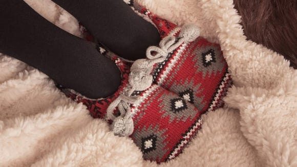 The best gifts for travelers - slippers