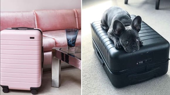 The best gifts for travelers - Away luggage