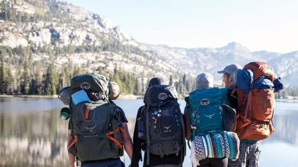 The best gifts for travelers - Osprey backpack