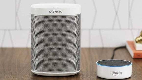 The best gifts for men: Sonos Play:1 Speaker