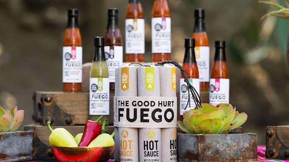 The best gifts for men: The Good Hurt Fuego Hot Sauce Pack