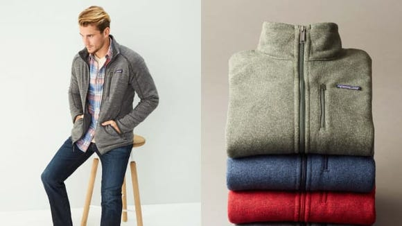 The best gifts for men: Patagonia Better Sweater Zip Sweater