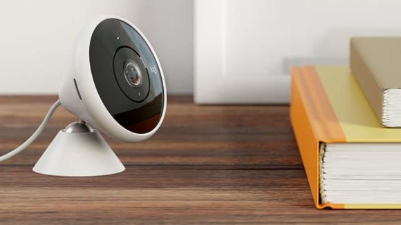 Home security or smarthome geeks will love this amazing indoor security camera.