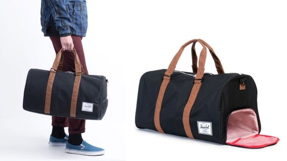 The best gifts for men: Herschel Supply Co. Novel Duffel