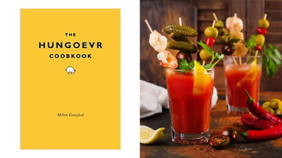 Best gifts for college students 2018: The Hungover Cookbook (Photo: Amazon)