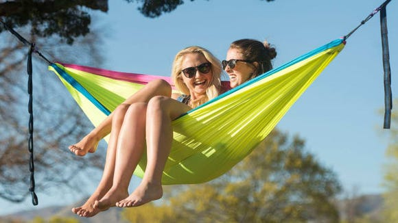 Best gifts for college students 2018: ENO Hammock (Photo: ENO)