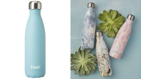 Best gifts for college students 2018: S'well Water Bottle (Photo: S'well)
