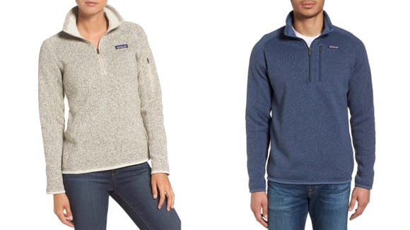 Best gifts for college students 2018: Patagonia Better Sweater (Photo: Patagonia)