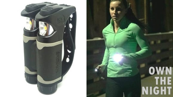 Knuckle Lights Colors Innovative LED Flashlight