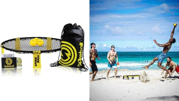 Best gifts for college students 2018: Spikeball (Photo: Spikeball)