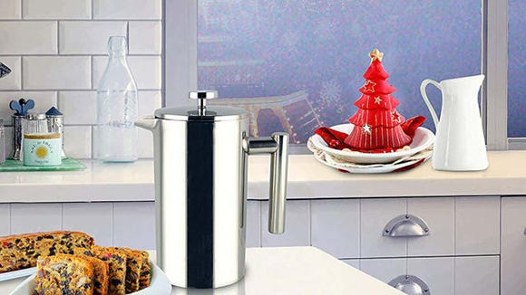 Best kitchen gifts of 2018: SterlingPro French Press