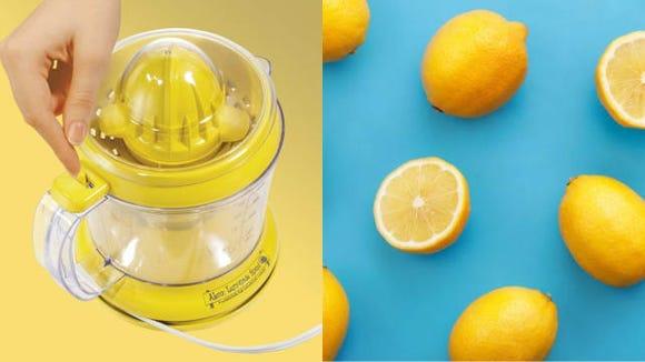 Best kitchen gifts of 2018: Proctor Silex Alex's Lemonade Stand Citrus Juicer