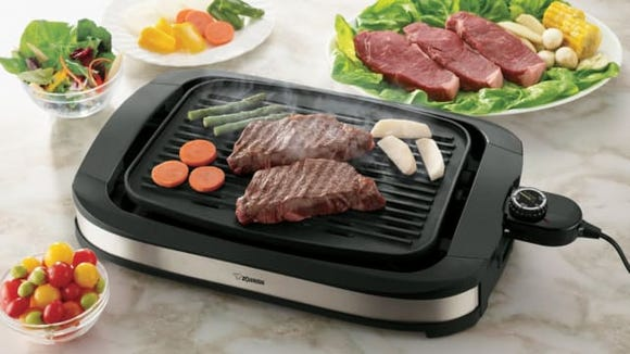 Best kitchen gifts of 2018: Zojirushi Indoor Grill