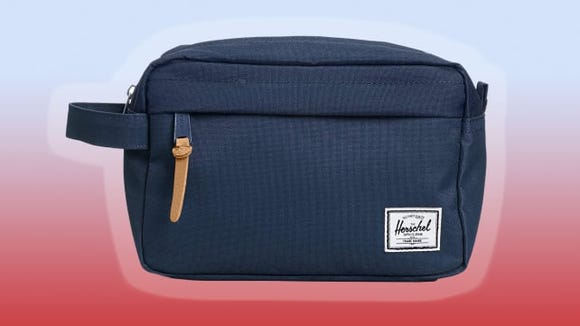 Best gifts under $50: Herschel toiletries bag