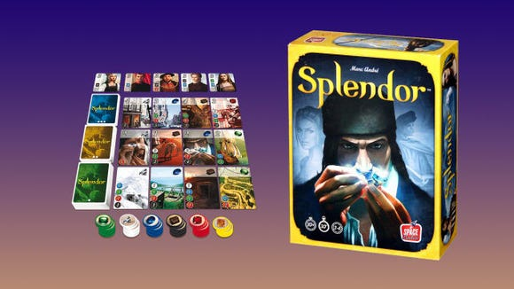 Best gifts under $50: Splendor
