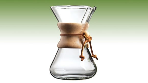 Best gifts under $50: Chemex coffee maker