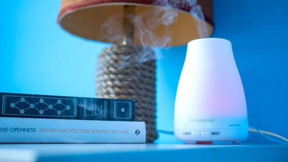 Best gifts under $50: InnoGear essential oil diffuser