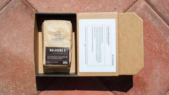 Best gifts under $50: MistoBox coffee subscription