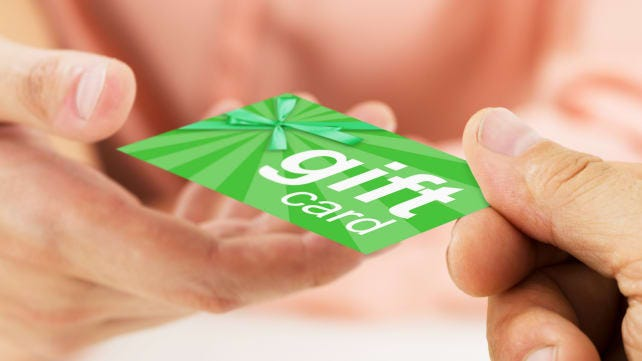Beware of gift card scams