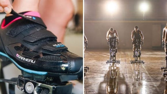 Best health and fitness gifts 2018 Garneau bike shoe