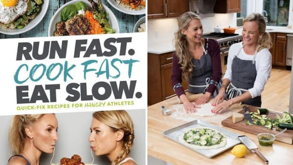Best health and fitness gifts 2018 Run Fast, Cook Fast, Eat Slow