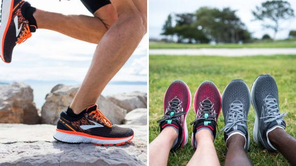 Best gifts for runners 2018 Brooks Ghost 11 sneakers