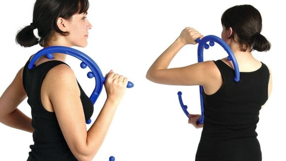 Best health and fitness gifts 2018 Body back buddy