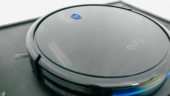 Best Affordable Robot Vacuum: Eufy RoboVac 11s