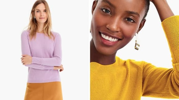best-gifts-for-mom-2018-jcrew-everyday-cashmere-sweater