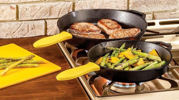 Best gifts for dad: Lodge 12-inch cast iron pan