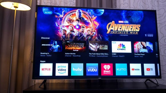 Best gifts for dad: Vizio E Series (2018) 4K HDR TV