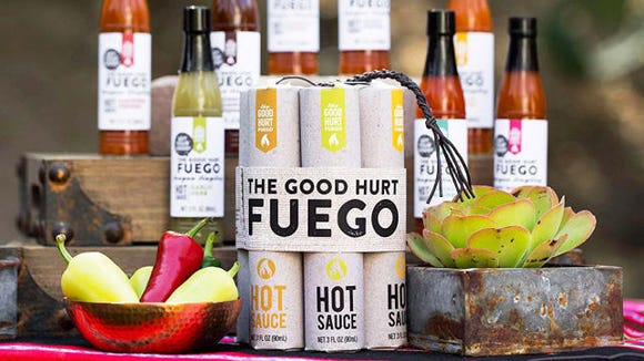 Best gifts for dad: The Good Hurt Fuego hot sauce sampler