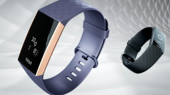 Best gifts for dad: Fitbit Charge 3