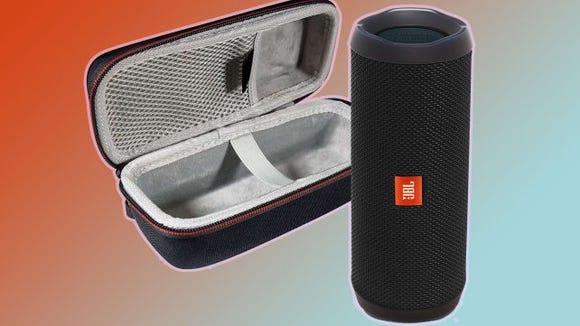 Best gifts for dad: JBL Flip 4 Bluetooth speaker