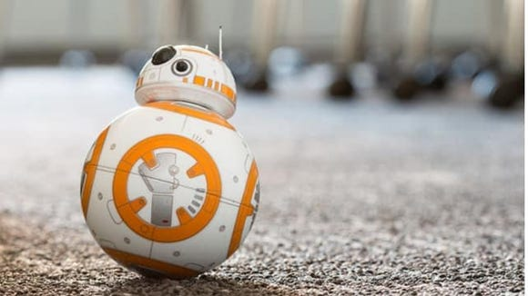 Gifts for kids 2018 BB8 Sphero Robot