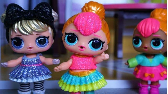Best gifts for kids of 2018: LOL Surprise Doll