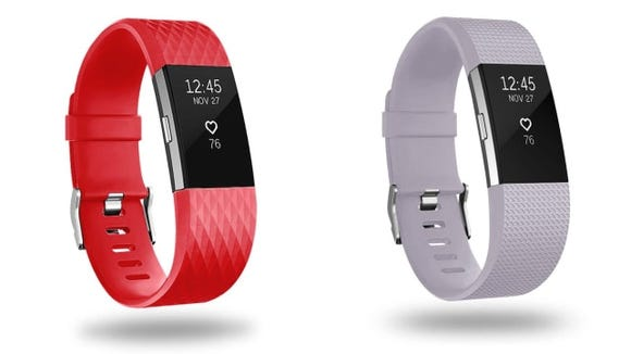 Poy Replacement Bands Compatible for Fitbit Charge 2