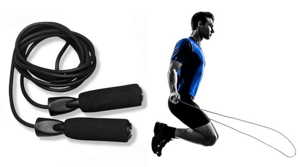 King Athletic Jump Rope