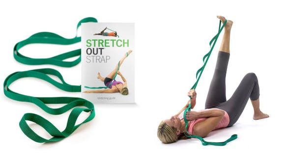 Best gifts under $25: Stretch Out Strap