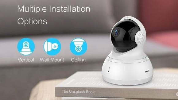 This affordable security camera performs surprisingly well.