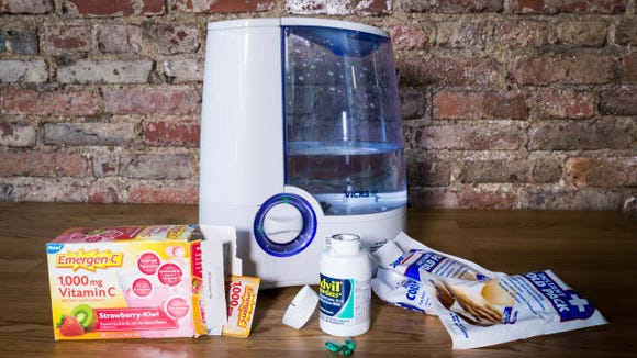 Fight the dry, cold air with our favorite humidifier.