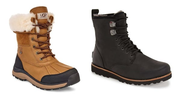Keep your toes toasty while still looking stylish.