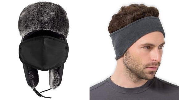 Mysuntown Unisex Winter Trooper Hat