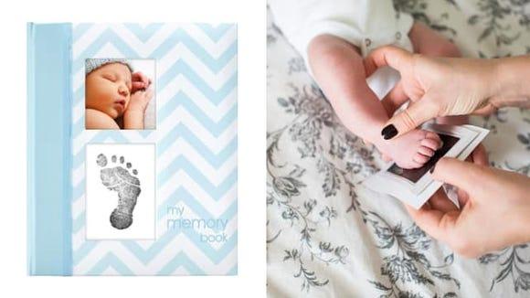PearHead Baby Memory Book