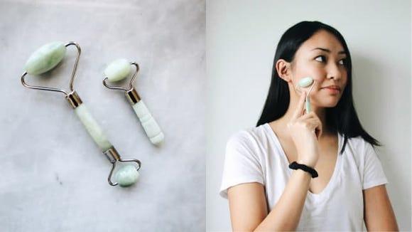Mount Lai De-Puffing Jade Roller