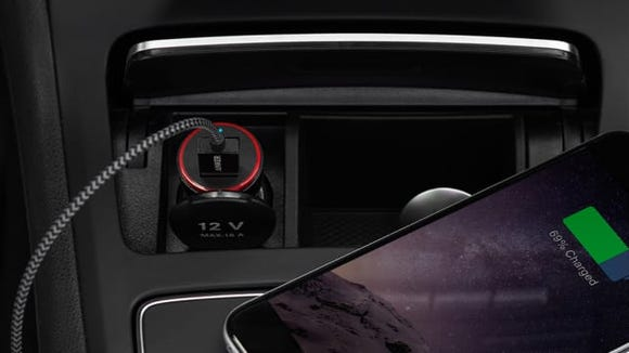 Anker 24W Dual USB Car Charger