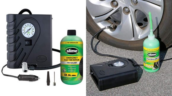 Slime 50107 Smart Spair Emergency Tire Repair Kit