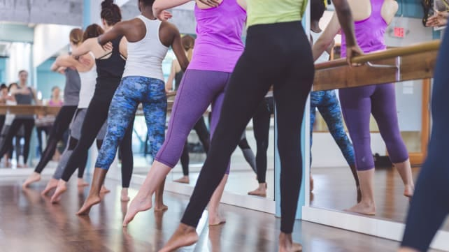 online dance exercise classes free