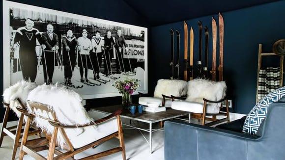 HGTV Dream Home Bonus Lodge Room