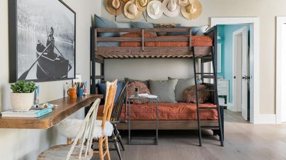 HGTV Dream Home Bunk Room